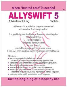 Allyswift 5