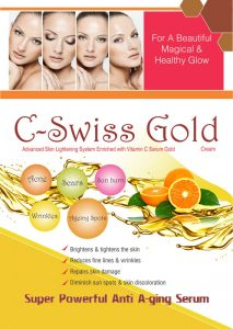 C – Swiss Gold 16