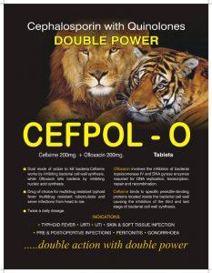 CEFPOL O