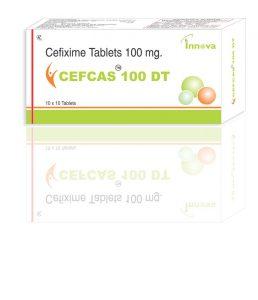 Cefcas-100 DT