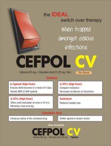 Cefpol CV