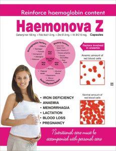 Haemonova Z