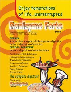 Ronizyme Forte