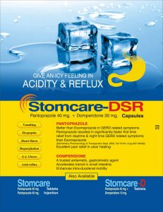 Stomcare DSR