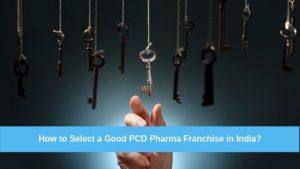 Select PCD Pharma Franchise Compnay