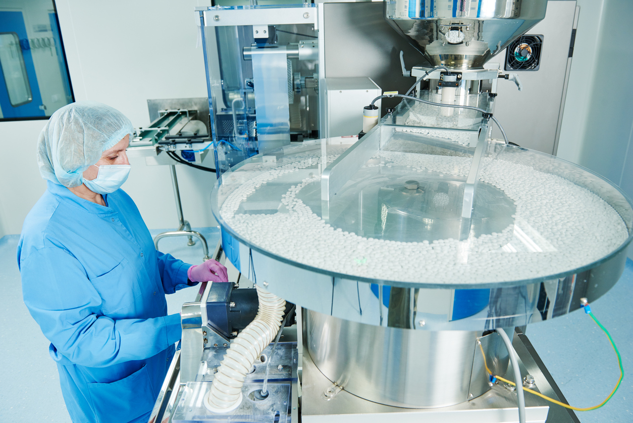 image of Pharmaceutical Manufacturing Unit